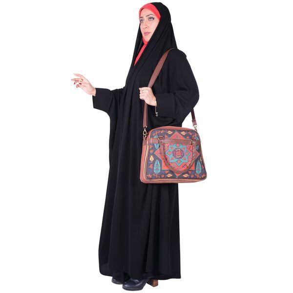 چادر دانشجویی شهر حجاب کد 8027