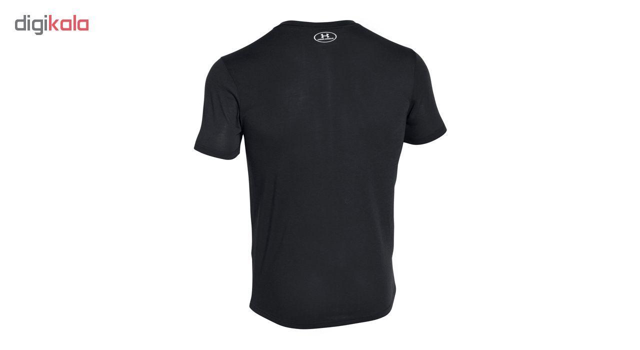 تی شرت ورزشی مردانه آندر آرمور مدل Streaker -  - 2