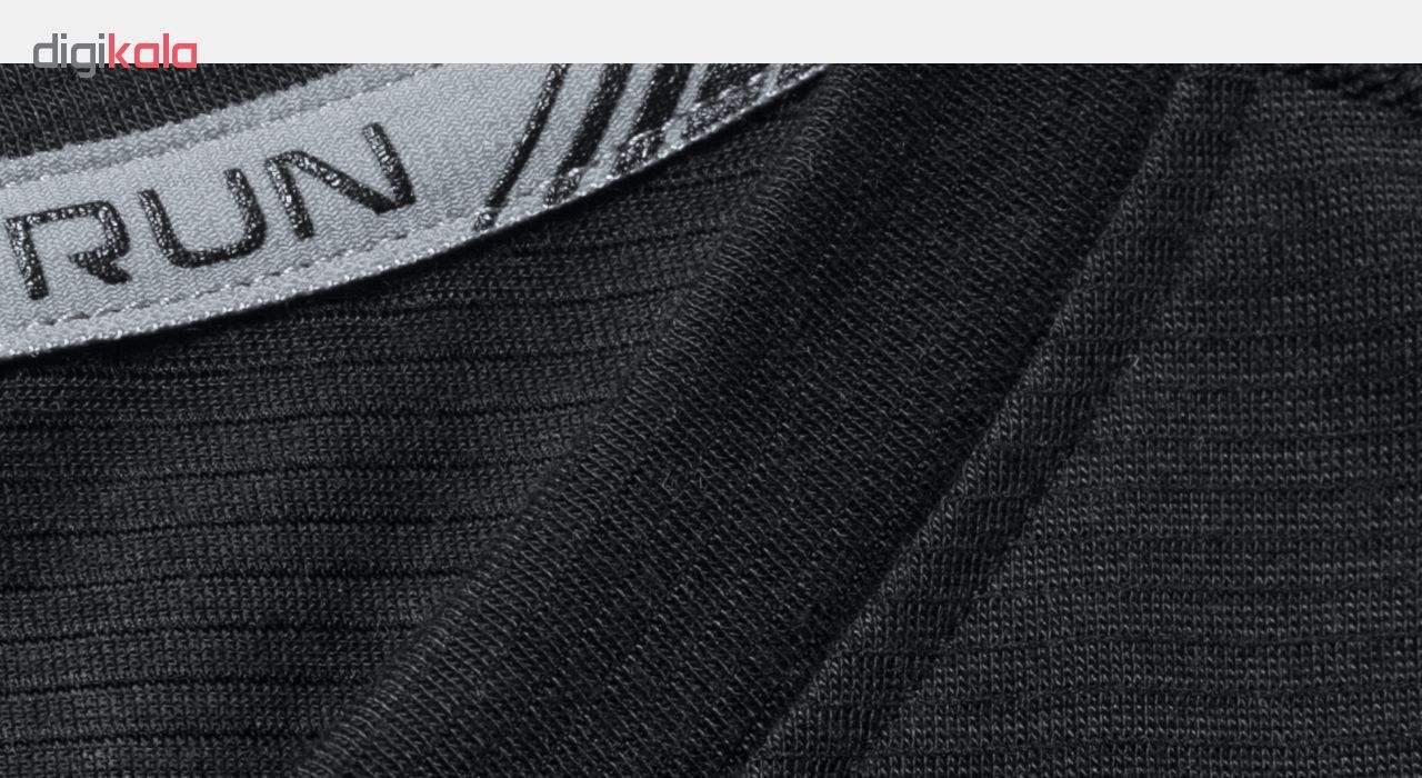 تی شرت ورزشی مردانه آندر آرمور مدل Streaker -  - 5