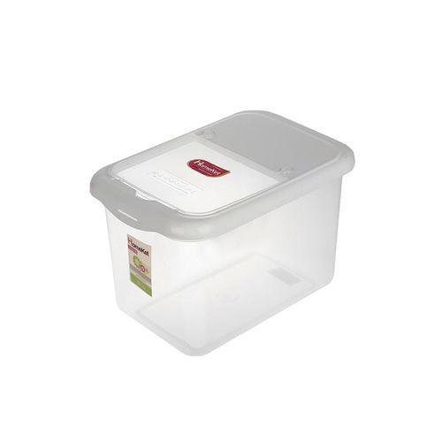 ظرف برنج هوم کت کد 0728 ظرفیت 5 کیلوگرم