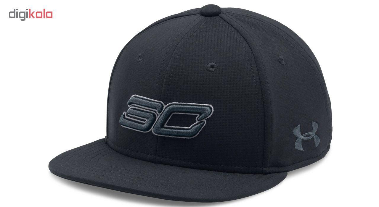 کلاه کپ پسرانه آندر آرمور مدل SC30 Core Snapback -  - 1