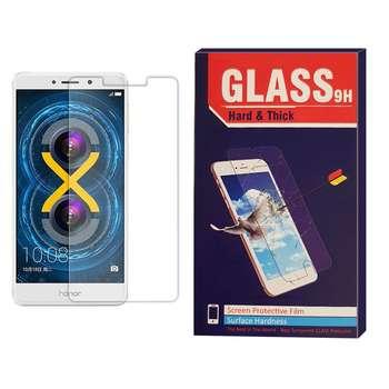 محافظ صفحه نمایش شیشه ای Hard and thick مدل ht009 مناسب برای گوشی موبایل هوآوی Honor 6x