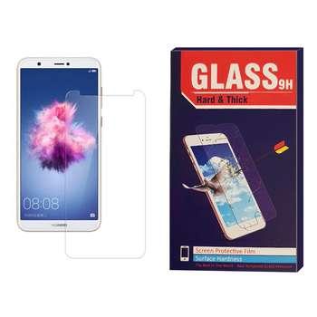 محافظ صفحه نمایش شیشه ای Hard and thick مدل ht004 مناسب برای گوشی موبایل هواوی P Smart