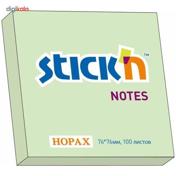 کاغذ یادداشت چسب دار هوپکس مدل Square بسته 100 عددی main 1 9