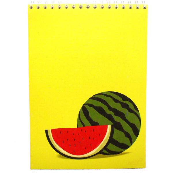 دفترچه هورشید طرح هندوانه یلدا