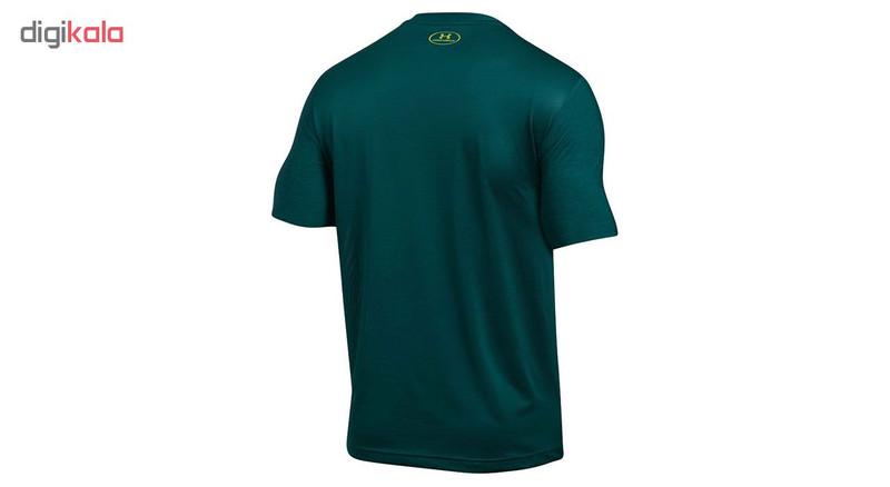 تی شرت ورزشی مردانه آندر آرمور مدل Raid Graphic