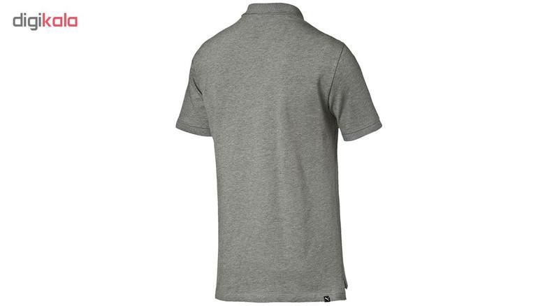 تی شرت آستین کوتاه مردانه پوما مدل Pique