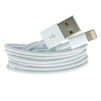 کابل تبدیل USB به لایتنینگ فاکسکان مدل FOV طول 1 متر