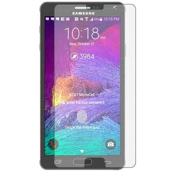محافظ صفحه نمایش شیشه ای تمپرد هوکار  مناسب Samsung Galaxy Note 4