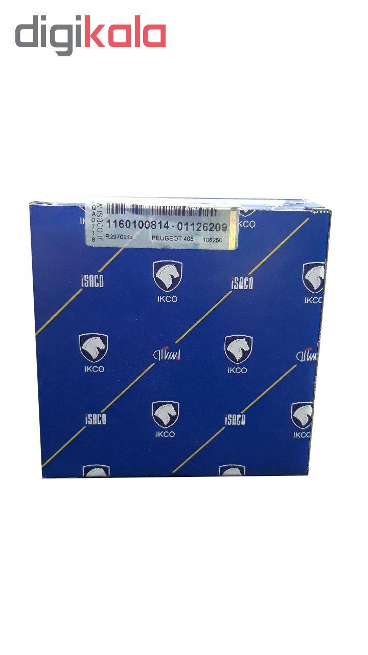 غلتک هرزگرد دینام ایساکو مدل 11601008 مناسب برای پژو 405 main 1 3