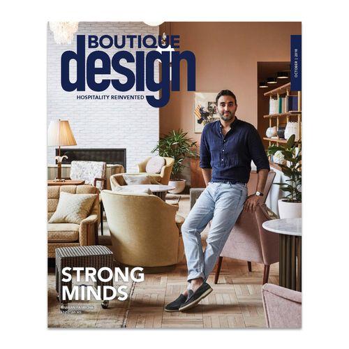 مجله بوتیک دیزاین اکتبر 2018