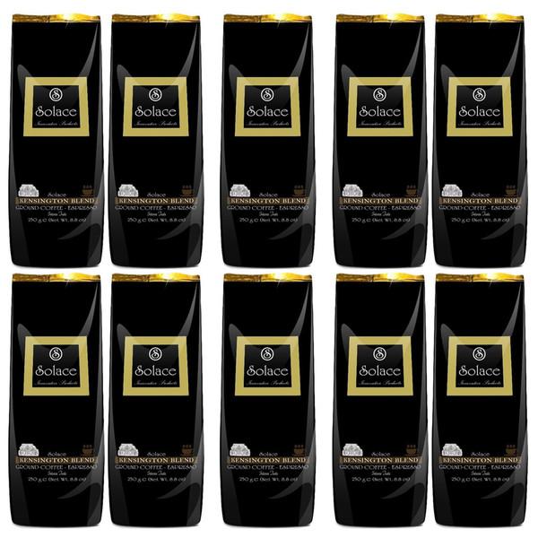 قهوه سولیس مدل KENSINGTON GROUND ESPRESSO مجموعه 10 عددی