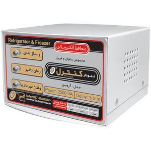 محافظ ولتاژ الکترونیکی نمودار کنترل مدل M217 مناسب یخچال و فریزر