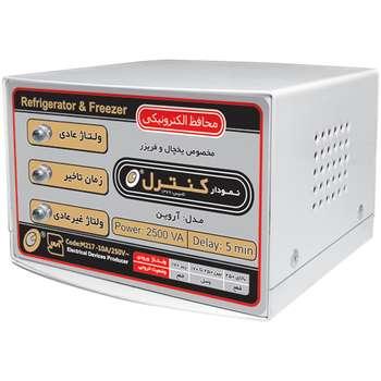 محافظ ولتاژ الکترونیکی نمودار کنترل مدل M217A مناسب یخچال و فریزر