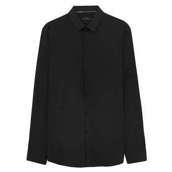 پیراهن مردانه زارا مدل Black - 5445/304 |