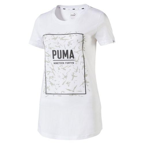 تی شرت آستین کوتاه زنانه پوما مدل Fusion Graphic