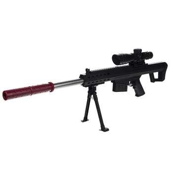 تفنگ اسباب بازی مدل BARRETT SNIPER GUN کد H15A  