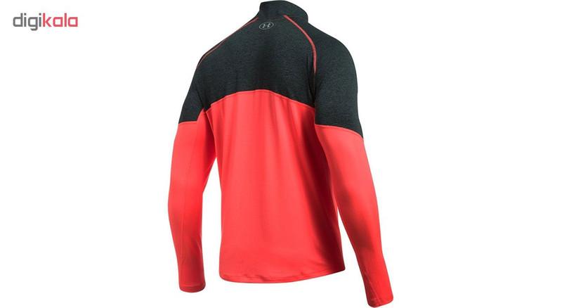 تی شرت ورزشی مردانه آندر آرمور مدل Threadborne Run