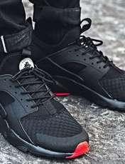 کفش ورزشی مردانه نایکی مدل Air Huarache Ultra کد 819685-012 -  - 7