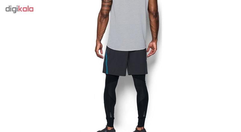 شلوار ورزشی مردانه آندر آرمور مدل Coldgear Reactor Windstopper