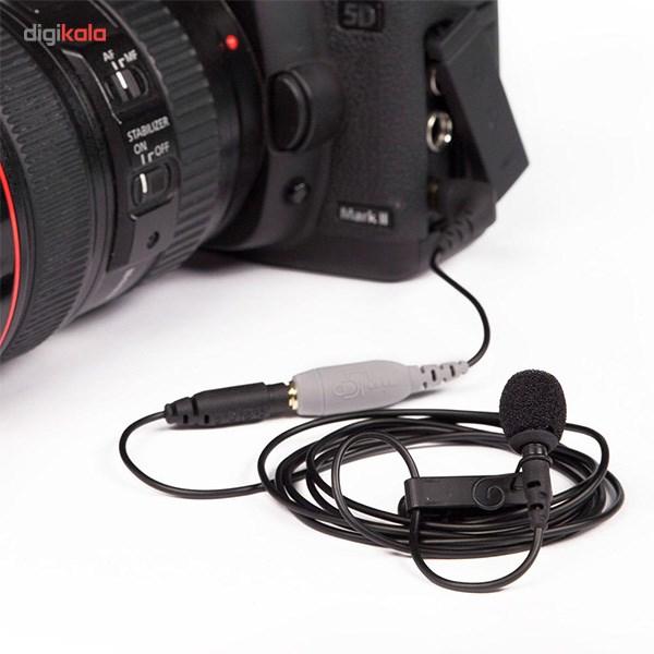 میکروفون یقه ای رود مدل SmartLav پلاس main 1 2
