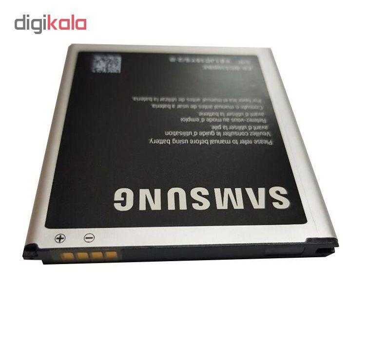 باتری موبایل سامسونگ مدل EB-BG530BBC با ظرفیت 2600 میلی آمپر ساعت مناسب برای گوشی موبایل سامسونگ J3 main 1 1