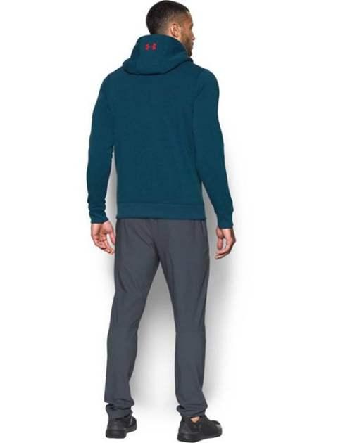 هودی مردانه آندر آرمور مدل Threadborne Fleece Graphic -  - 4