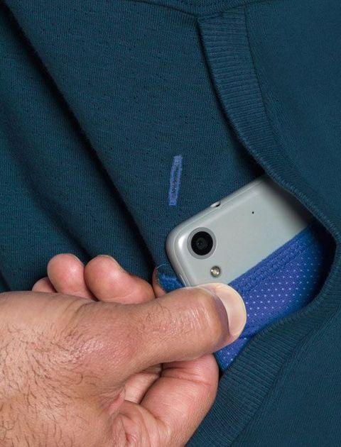 هودی مردانه آندر آرمور مدل Threadborne Fleece Graphic -  - 5