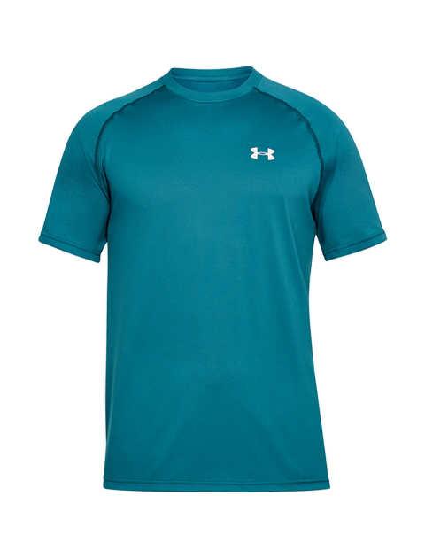تی شرت ورزشی مردانه آندر آرمور مدل UA Tech SS