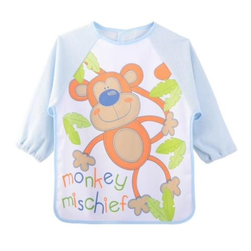 پیشبند کودک طرح Monkey Mischief