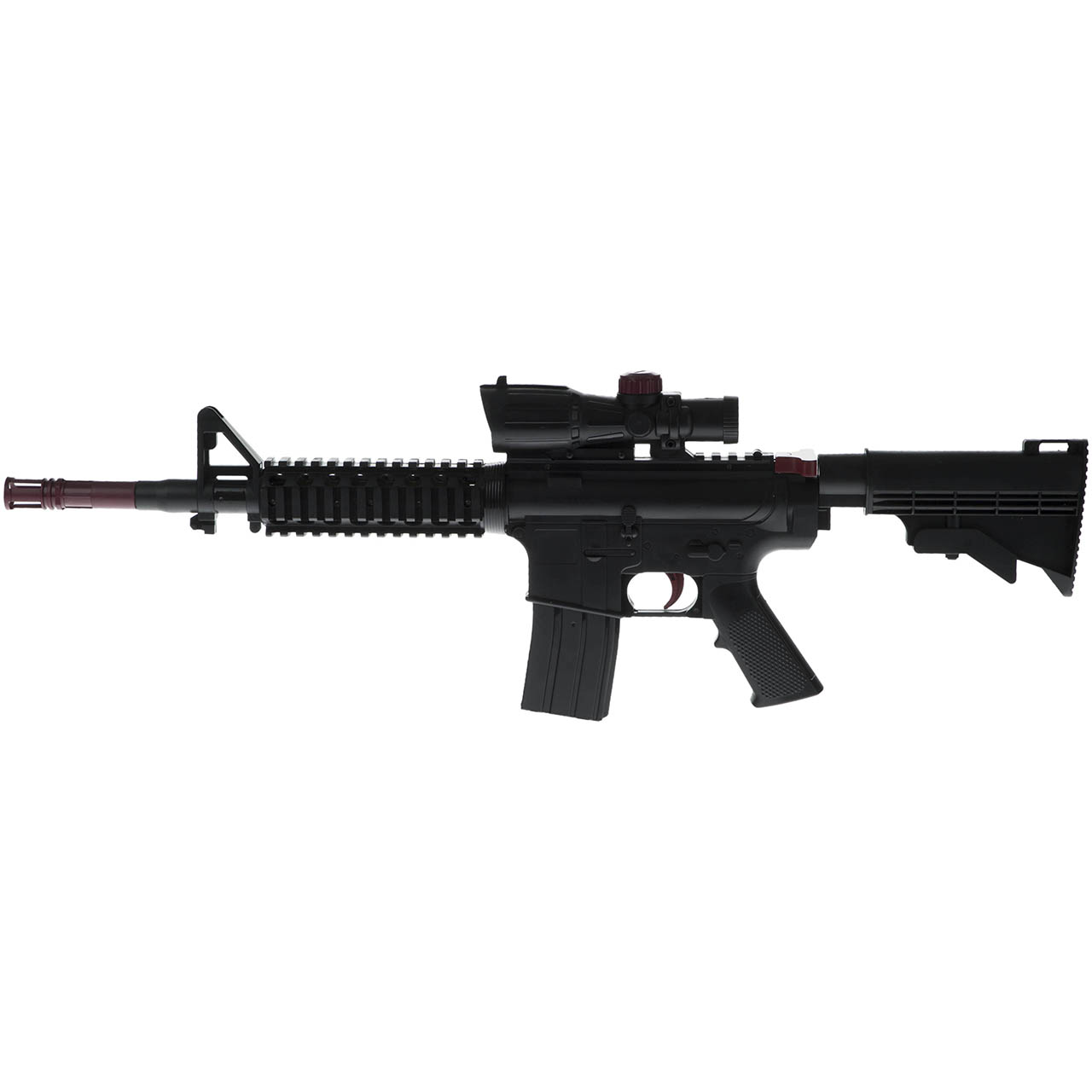 تفنگ اسباب بازی مدل ASSAULT SUPER M16 کد M16