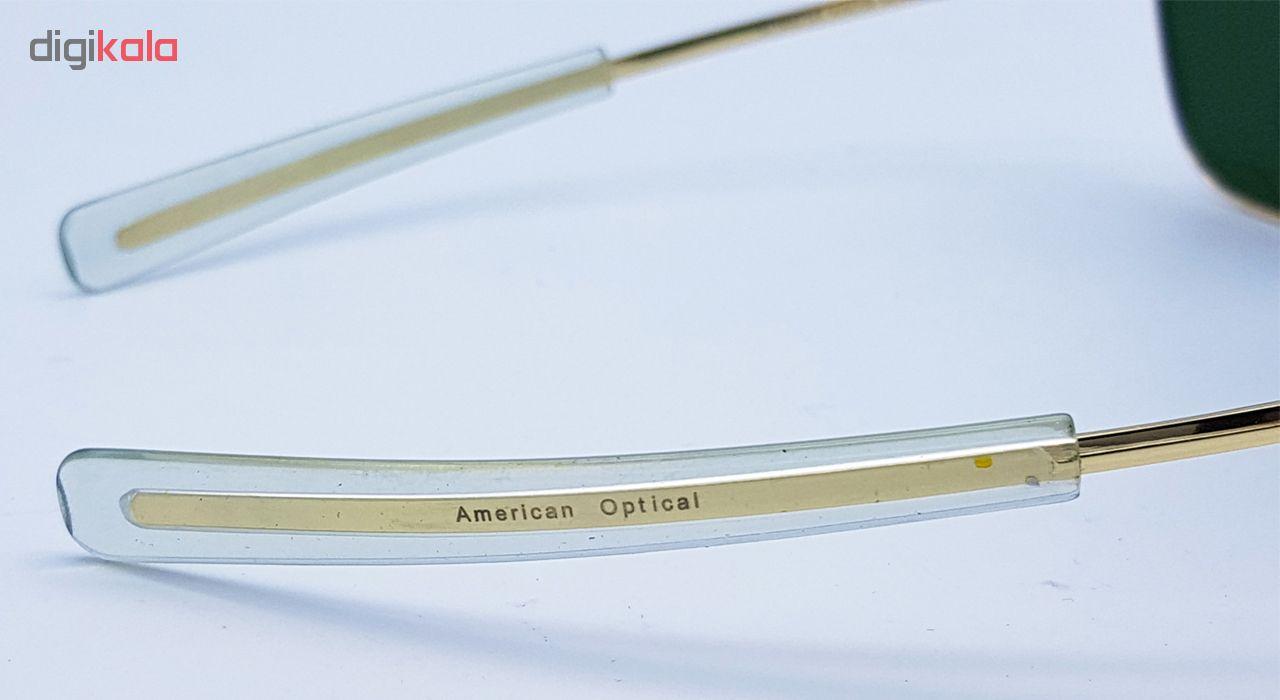 عینک آفتابی امریکن اپتیکال کد Q505