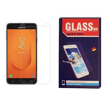 محافظ صفحه نمایش شیشه ای مدل Hard and thick مناسب برای گوشی موبایل سامسونگ J7 prime2