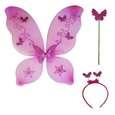 ست ایفای نقشطرح بال پروانه مدل Angel thumb 10