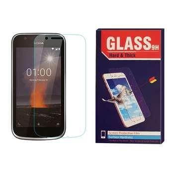 محافظ صفحه نمایش شیشه ای مدل Hard and thick مناسب برای گوشی موبایل 1 NOKIA