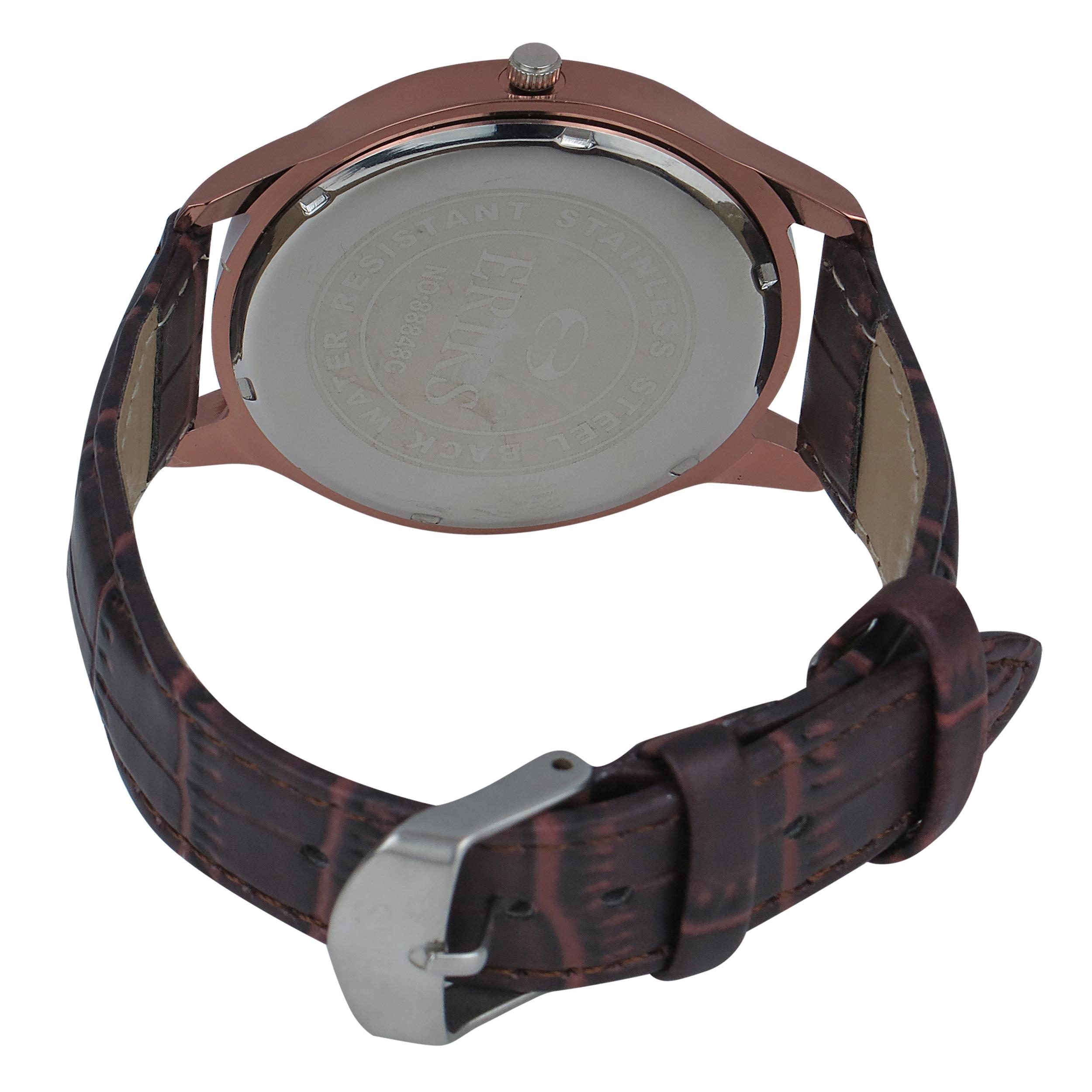 ساعت مچی عقربهای مردانه اریکیز کد 2022