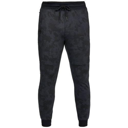 شلوار ورزشی مردانه آندر آرمور مدل Fleece Patterned Stacked