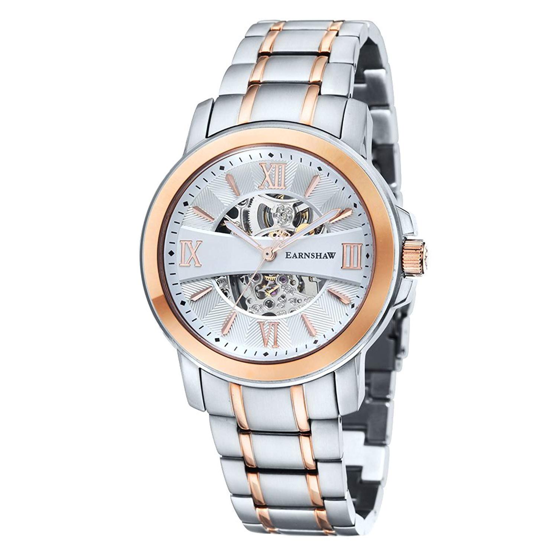 ساعت مچی عقربه ای مردانه ارنشا مدل ES-8005-66 21