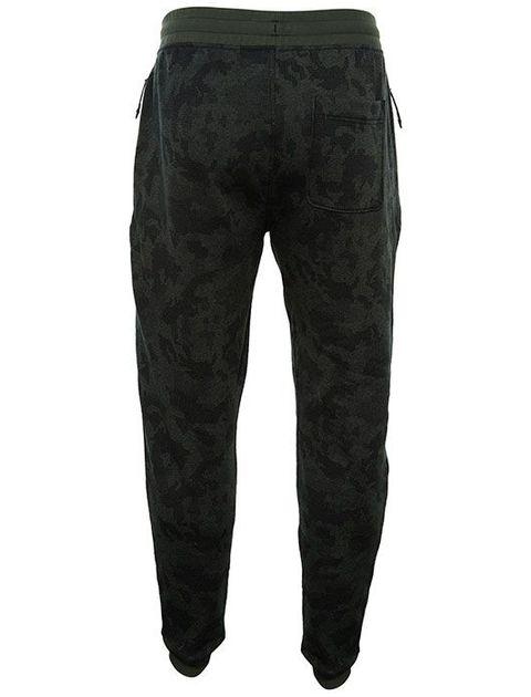 شلوار ورزشی مردانه آندر آرمور مدل Fleece Patterned Stacked -  - 2