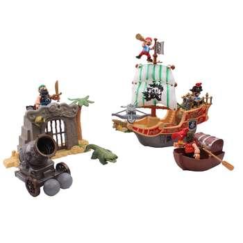 اسباب بازی پیرات ادونچرز مدل دزدان دریایی
