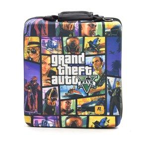 کیف حمل پلی استیشن 4 Pro طرح GTA