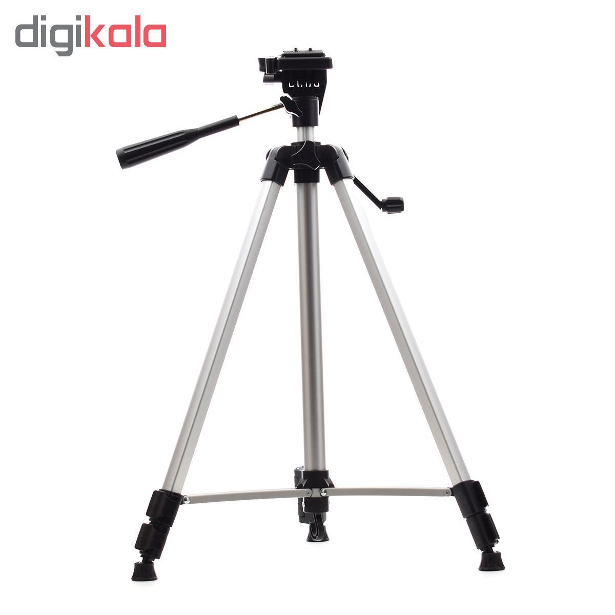 سه پایه نگهدارنده گوشی و دوربین مدل 330A main 1 1