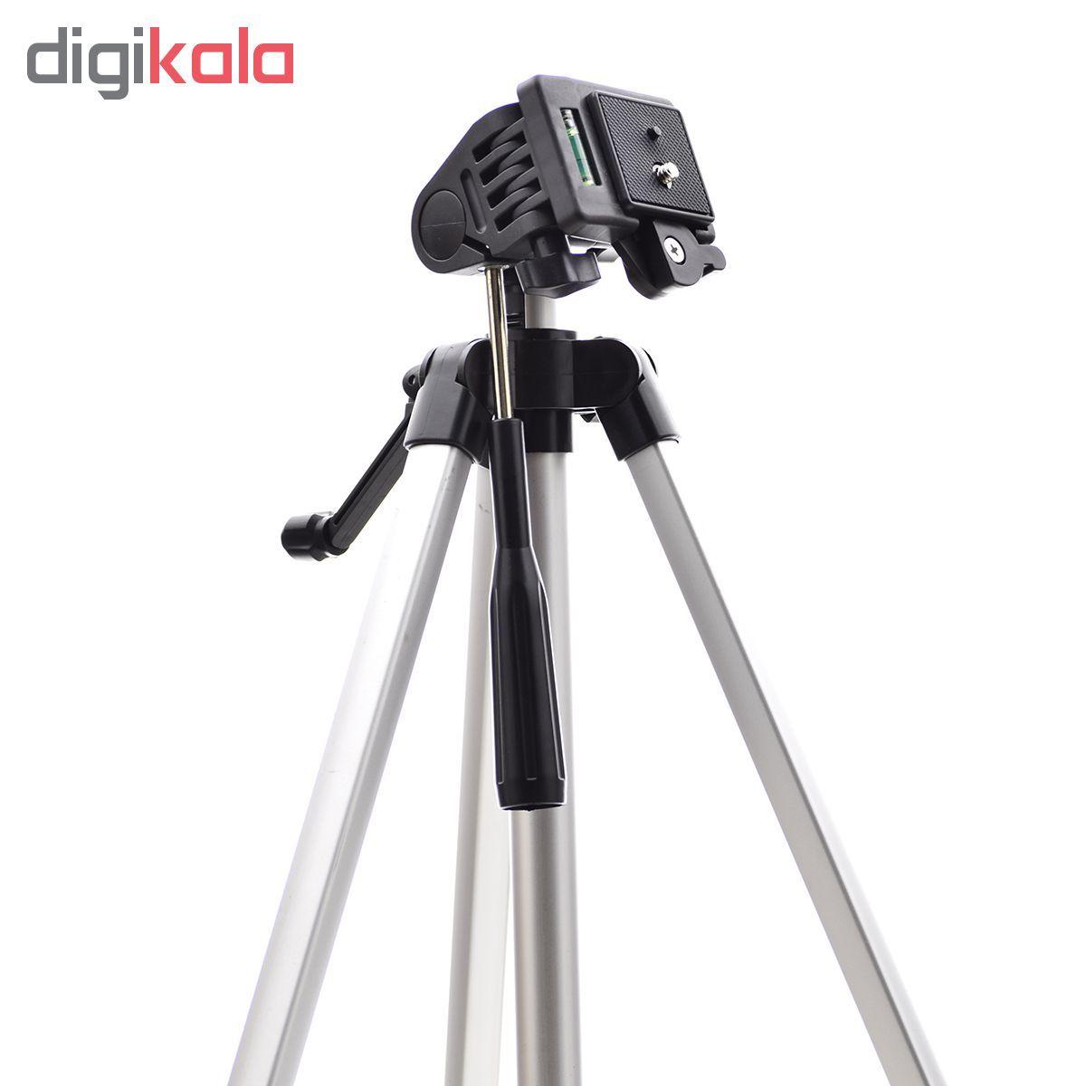 سه پایه نگهدارنده گوشی و دوربین مدل 330A main 1 2
