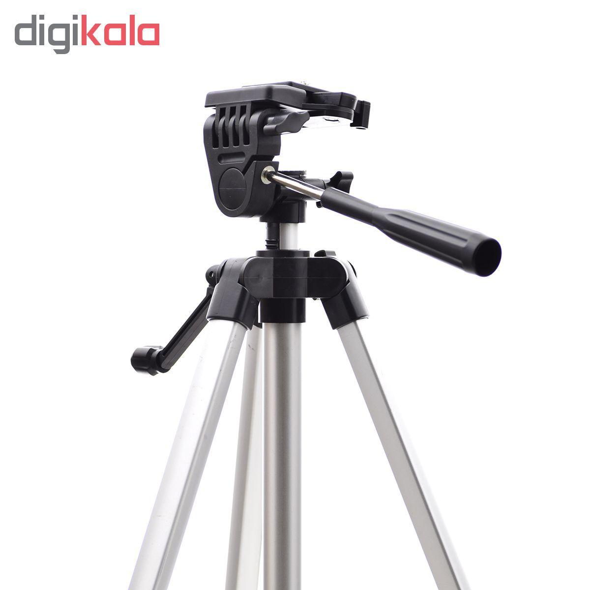 سه پایه نگهدارنده گوشی و دوربین مدل 330A main 1 3