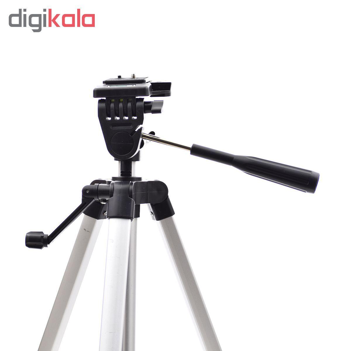 سه پایه نگهدارنده گوشی و دوربین مدل 330A main 1 4