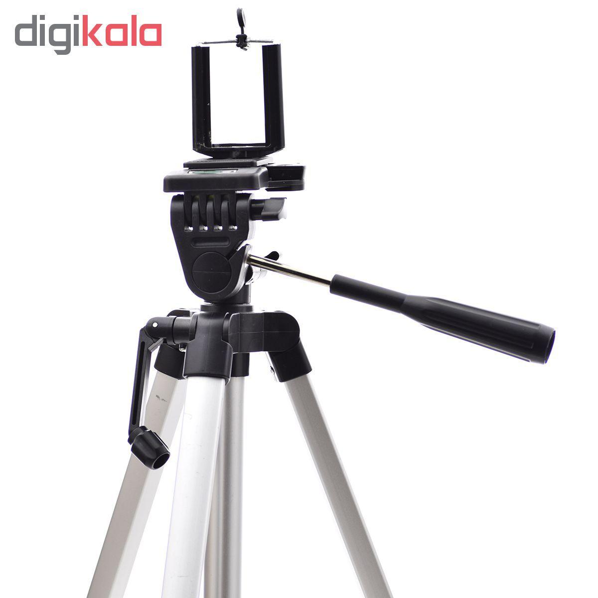 سه پایه نگهدارنده گوشی و دوربین مدل 330A main 1 5