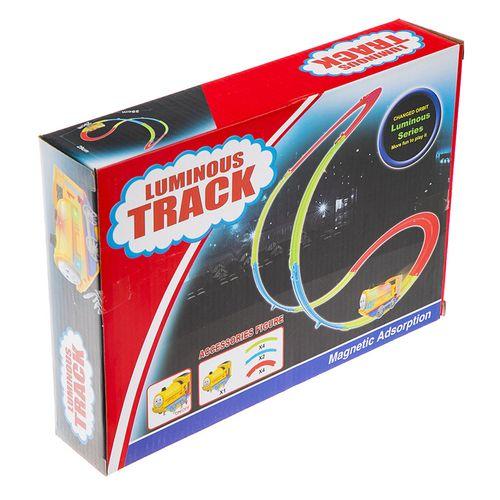 قطار اسباب بازی مدل LUMINOUS TRACK کد 9935