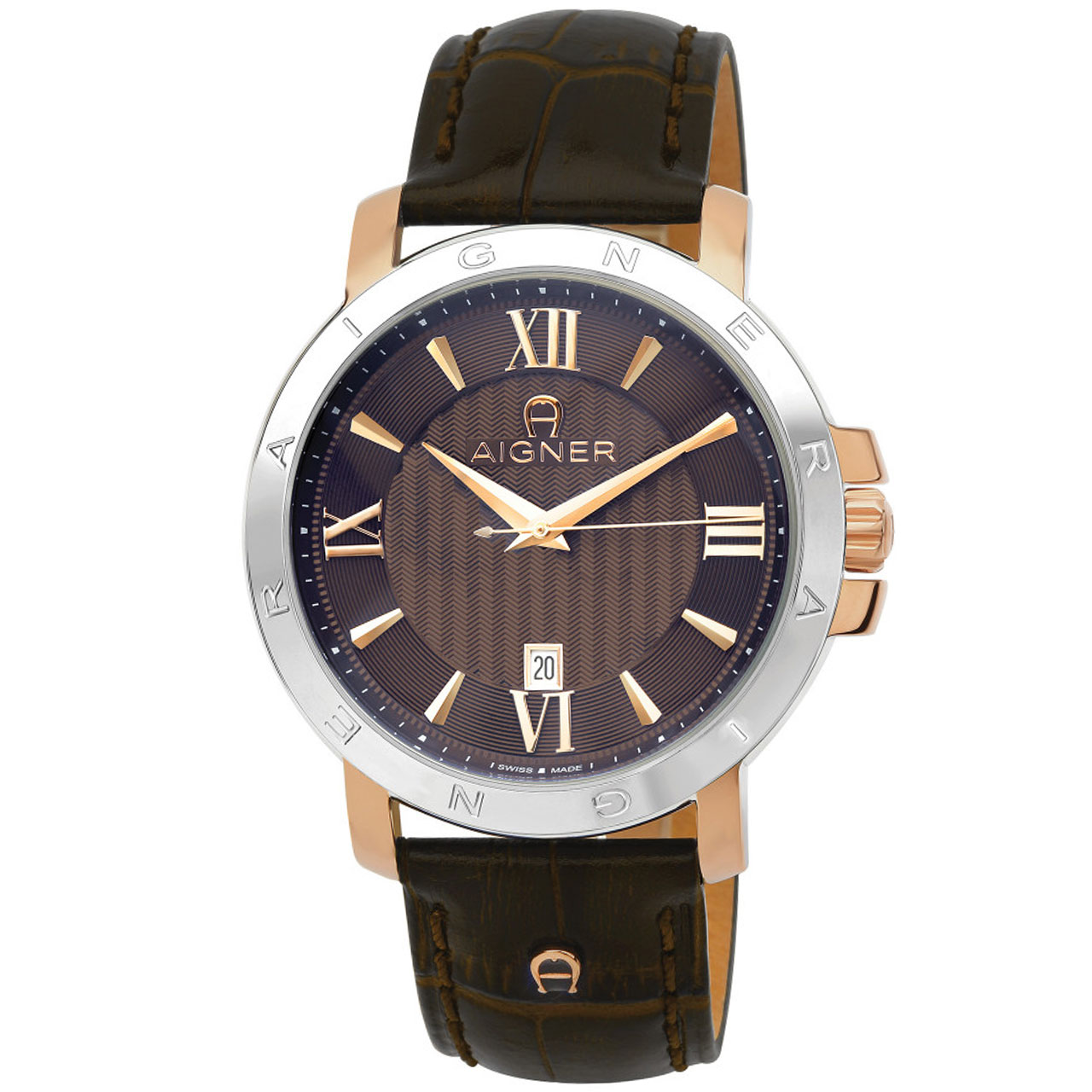 ساعت مچی عقربه ای مردانه اگنر مدل A09010 14