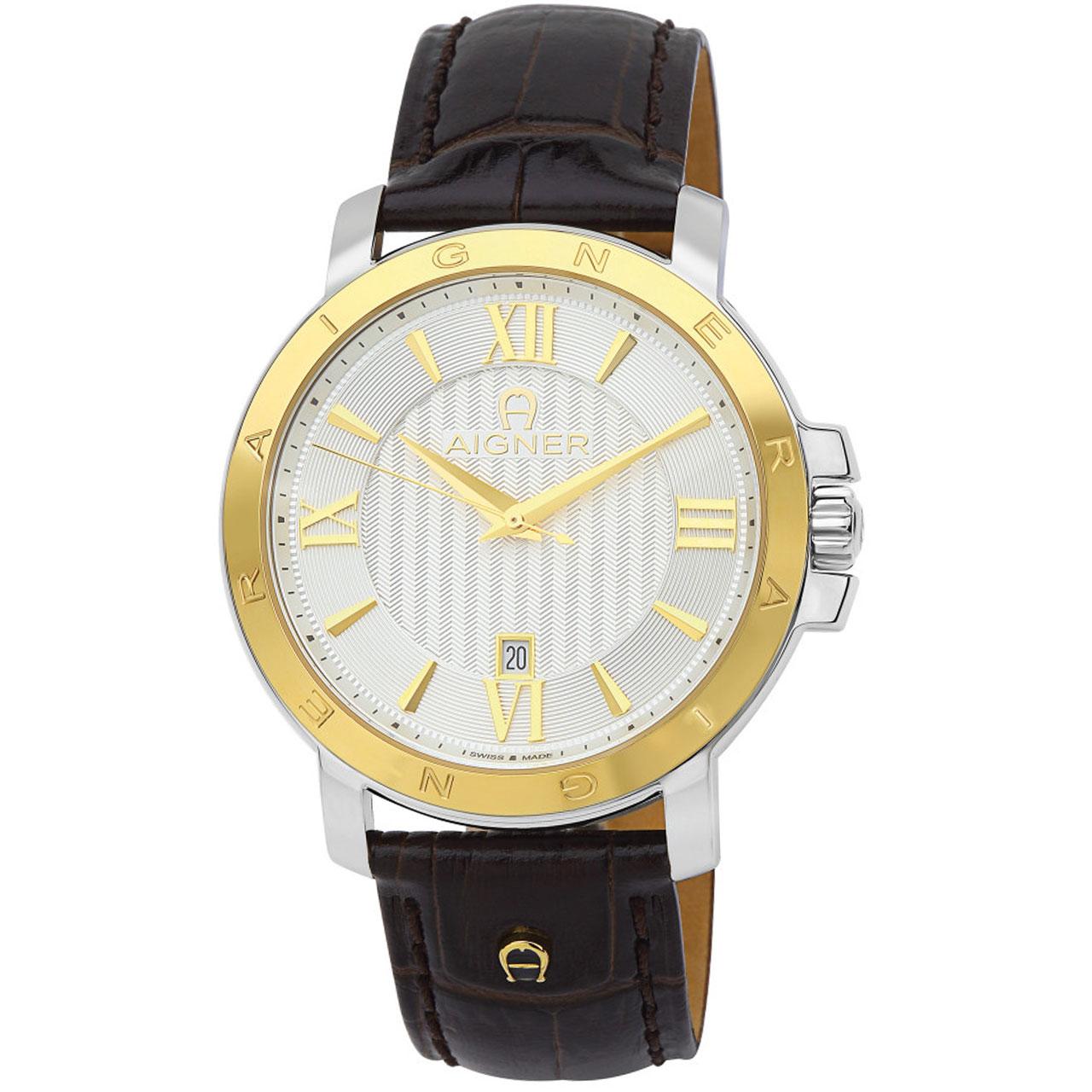 ساعت مچی عقربه ای مردانه اگنر مدل A09011