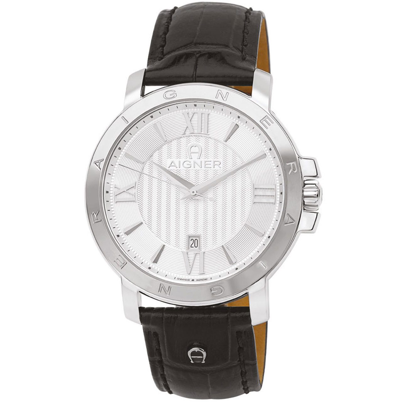 ساعت مچی عقربه ای مردانه اگنر مدل A09015